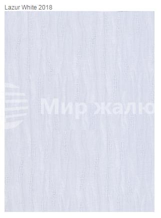 Lazur-White-2018